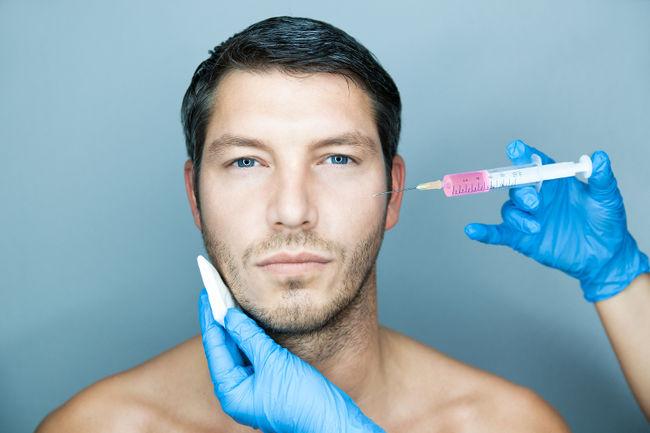 chirurgie esthetique hommes