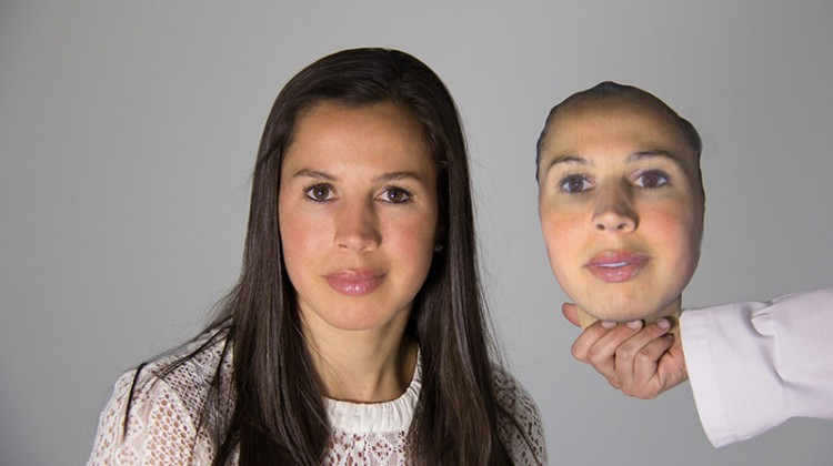 visage 3D chirurgie esthétique